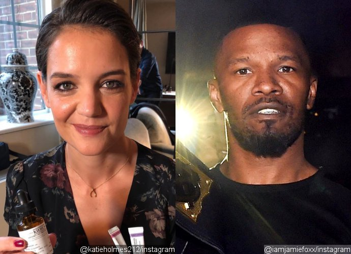 Is Katie Holmes Pregnant With Jamie Foxx's Baby? See Picture of Her Alleged Baby Bump