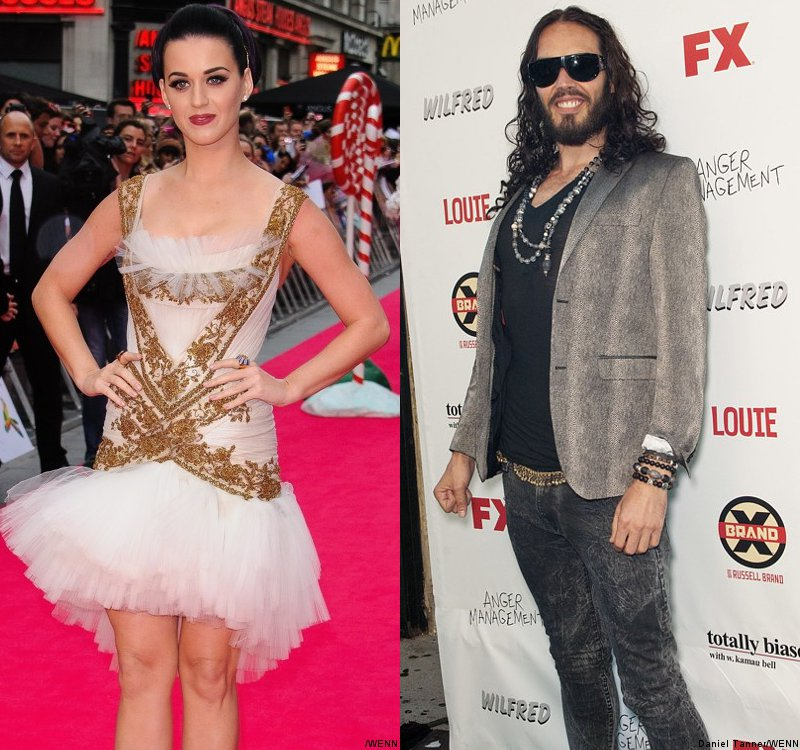 Katy Perry and Russell Brand Officially Single Again