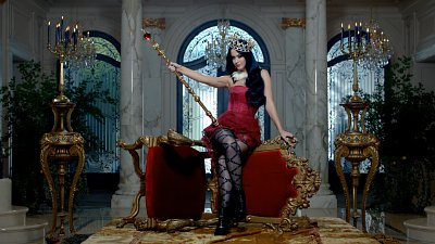 Katy Perry Is 'Killer Queen' in New Fragrance Ad
