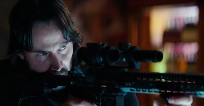 Keanu Reeves Is Ready to Kill in First 'John Wick 2' Teaser Trailer
