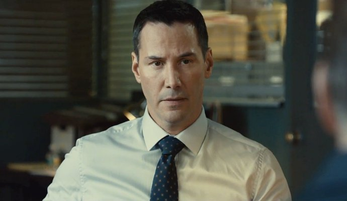 Keanu Reeves Searches for Killers in 'Exposed' New Trailer