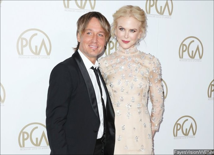 Keith Urban 'Burning Up With Jealousy' Over Nicole Kidman's Nude Scenes on TV