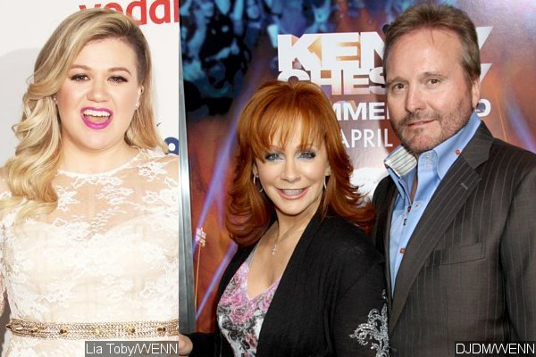 Kelly Clarkson Reportedly Fighting for Reba McEntire and Narvel Blackstock to 'Stay Together'
