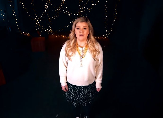 Kelly Clarkson Sings a Lullaby in 'I've Loved You Since Forever' Music Video