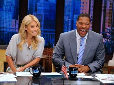 Kelly Ripa's New 'Live!' Co-Host Is Reportedly Michael Strahan