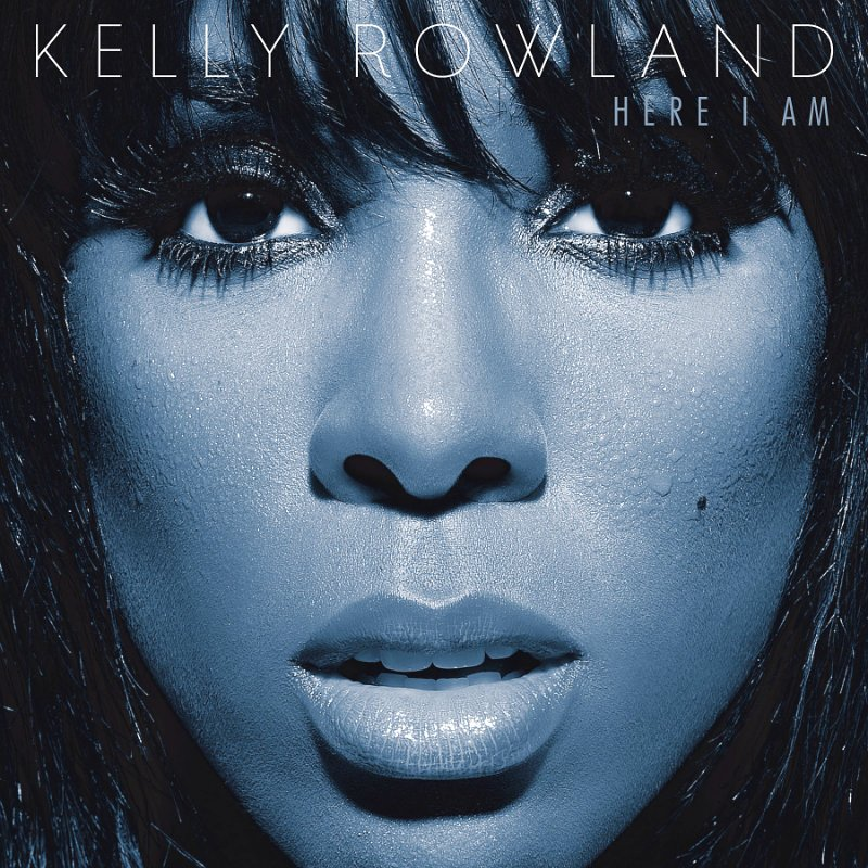 Kelly Rowland Reveals Cover Art for New Album 'Here I Am'