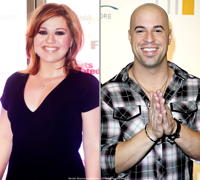 Kelly Clarkson Confirmed to Duet With Chris Daughtry