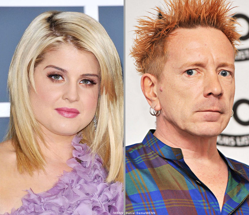 Kelly Osbourne Defends Father Against John Lydon's Criticism