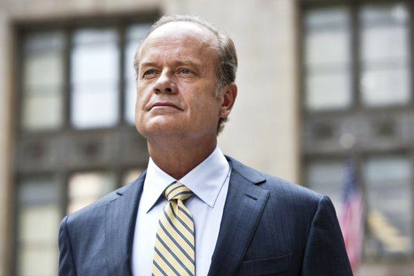 Kelsey Grammer Is Out of Control in New 'Boss'  Season 2 Promo