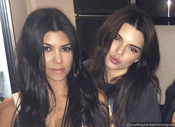 Find Out What Kendall Jenner Wants to Steal From Kourtney Kardashian
