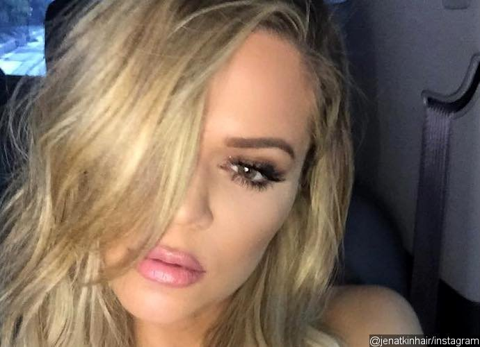 Khloe Kardashian Cuts Her Hair, Promotes Her Book While Caring for Lamar Odom