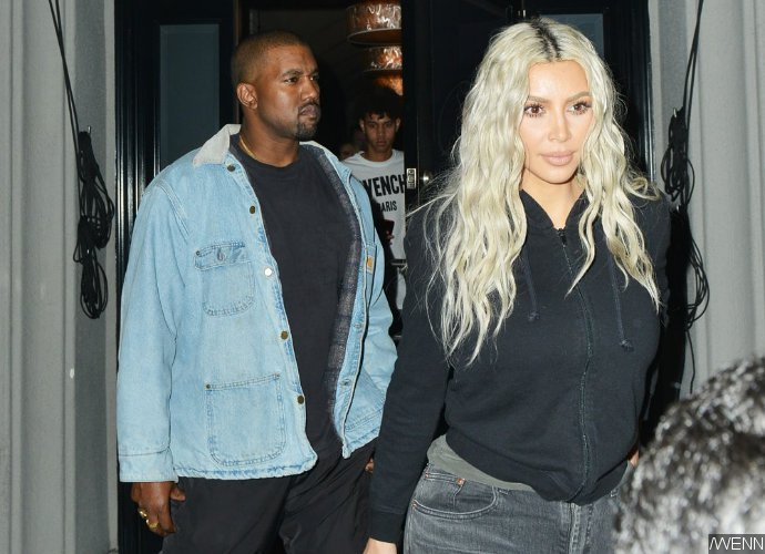 Kim Kardashian and Kanye West Step Out for First Date Night After the Birth of Daughter Chicago
