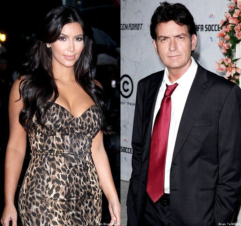 Kim Kardashian Beats Charlie Sheen in Most Annoying Celebrity Poll