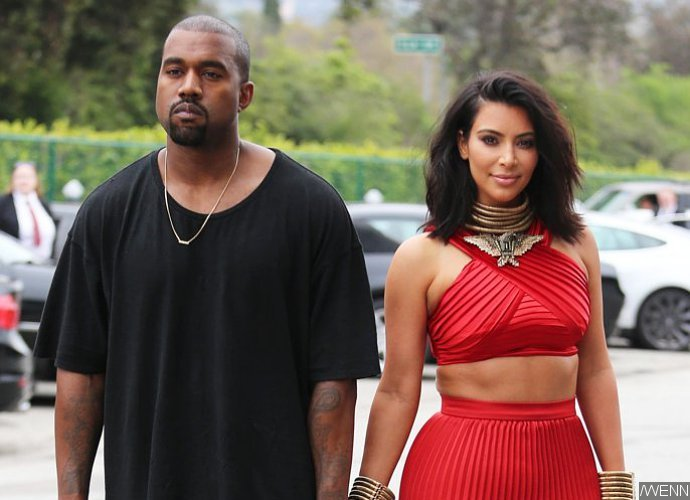 Foto: Kim Kardashian Pushing for Kanye West as Super Bowl Headliner