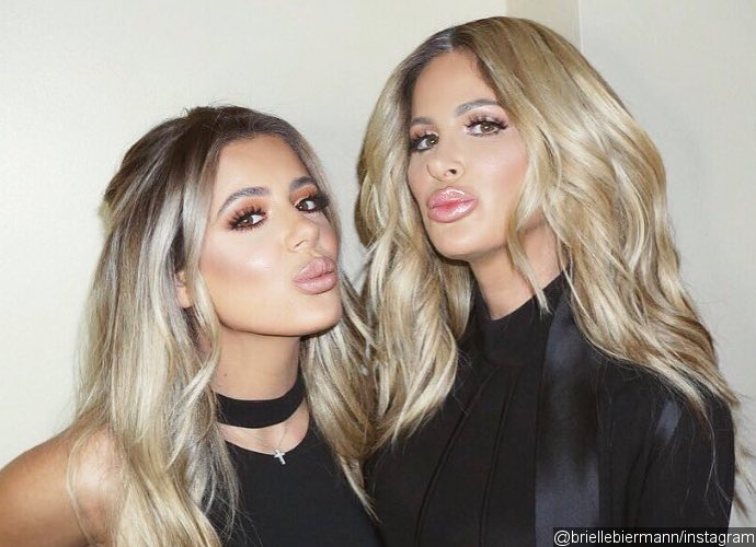 Kim Zolciak Exposes Brielle Briemann's Boob on Snapchat, Is Slammed for 'Pimping' Her Daughter