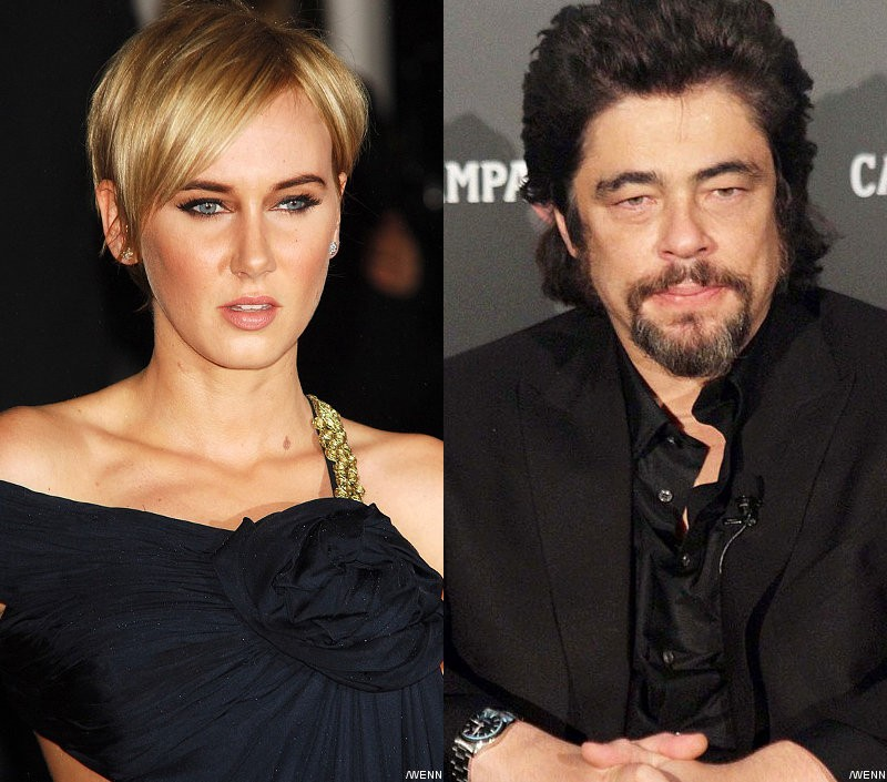 Kimberly Stewart Gives Birth to Benicio del Toro's Baby Girl