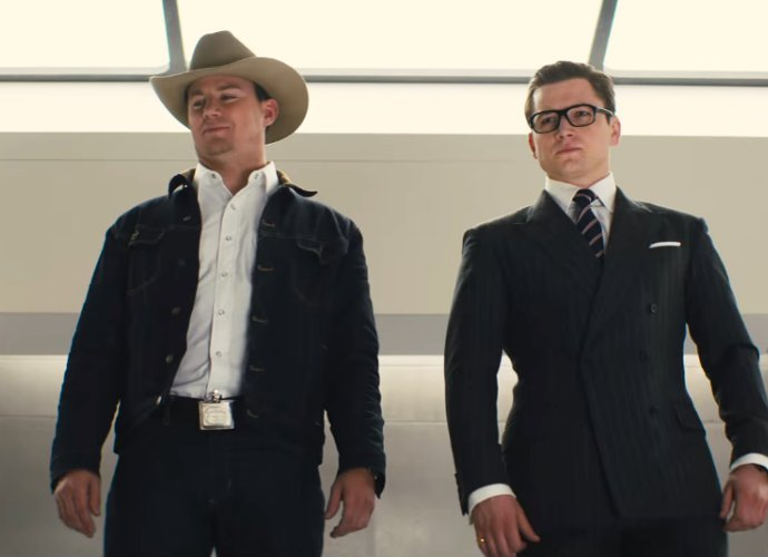 Kingsman Teams Up With Statesman in New 'The Golden Circle' Red Band Trailer