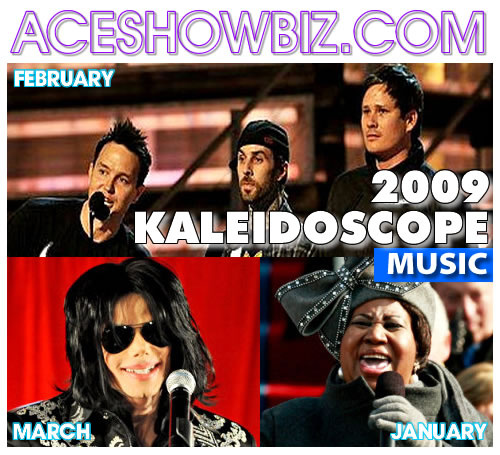 Kaleidoscope 2009: Important Music Events (Part 1/4)