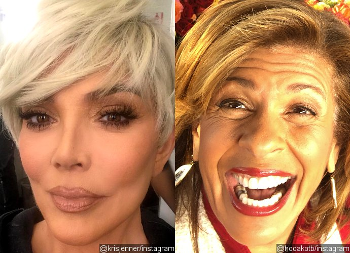 Kris Jenner May Replace Hoda Kotb on 'Today' Show