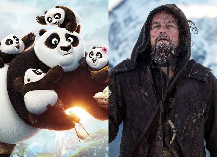 'Kung Fu Panda 3' Beats 'The Revenant' in Battle for Box Office's Top Spot