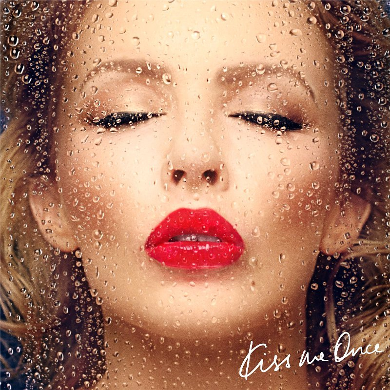 Kylie Minogue Previews All Tracks of 'Kiss Me Once' Album