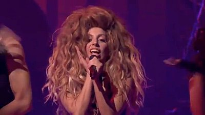 Lady GaGa Debuts New 'ARTPOP' Tracks at iTunes Festival