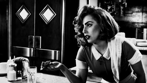 Lady GaGa Makes Cameo in New Red Band Trailer for 'Sin City: A Dame to Kill For'