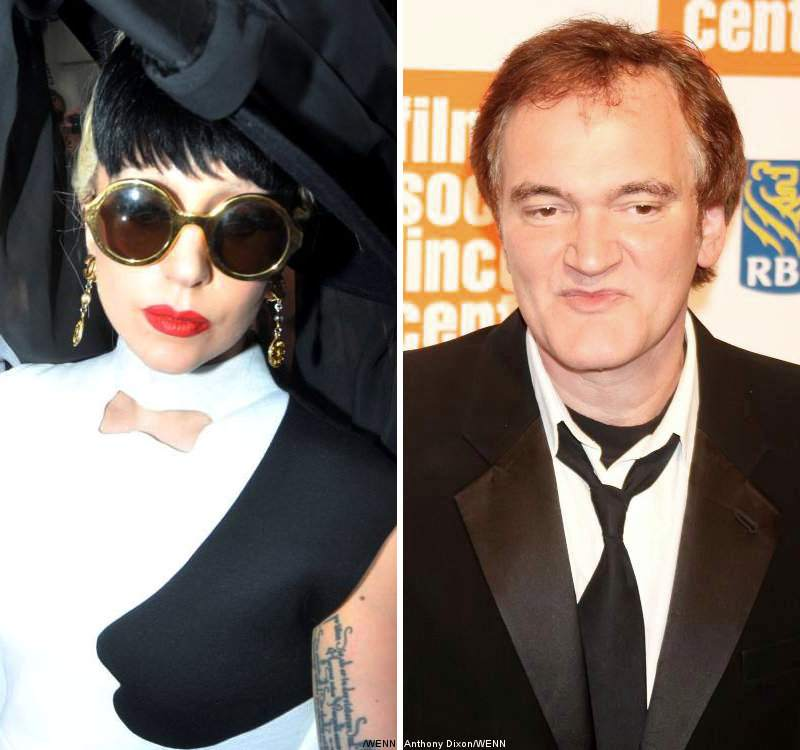 Lady GaGa Wanted in Quentin Tarantino's New Movie