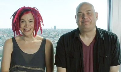 Report: Lana and Andy Wachowski Considered to Direct 'Justice League'
