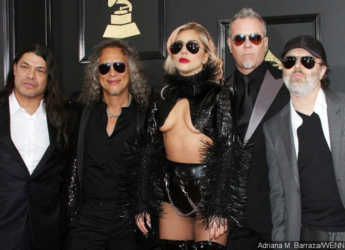 Lars Ulrich Says Lady GaGa Can Be Metallica's Fifth Member