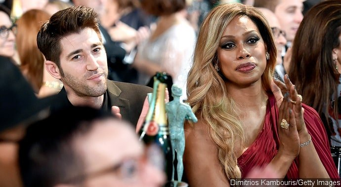 Laverne Cox Is Dating Canadian Producer Jono Freedrix