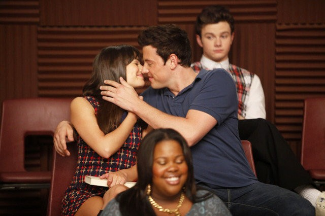 Lea Michele Dishes on Rachel and Finn's Sex Scenes