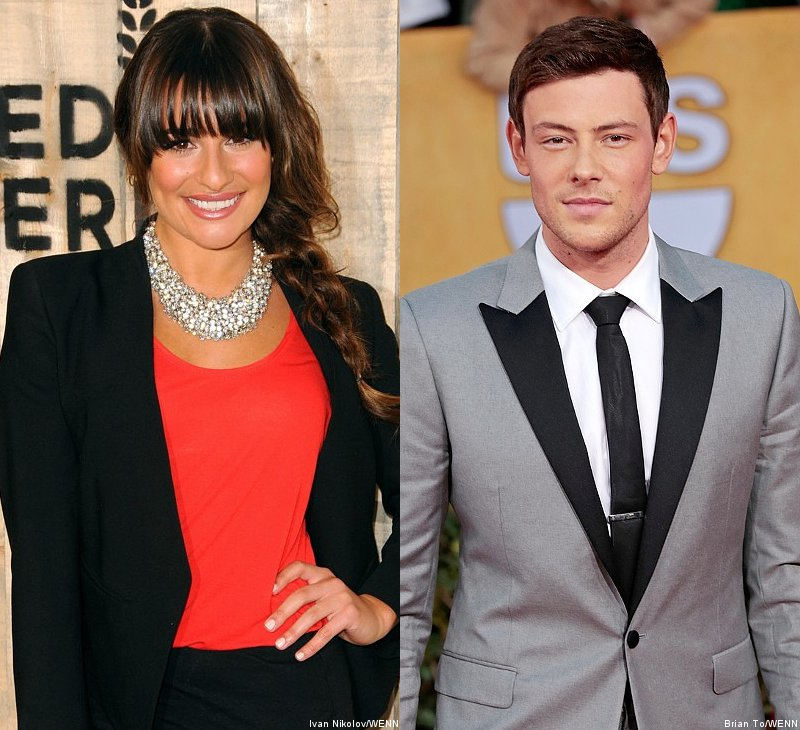 Lea Michele Remembers Cory Monteith in First Interview Since His Death
