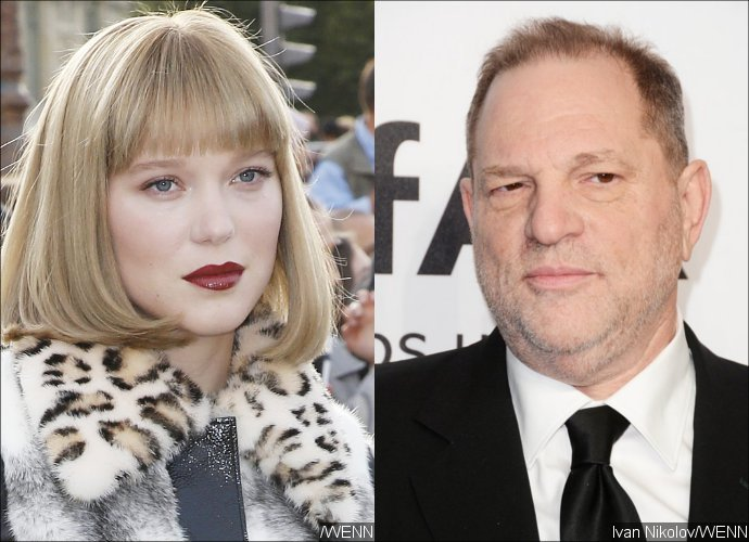 Lea Seydoux Details Alleged Sexual Abuse by Harvey Weinstein