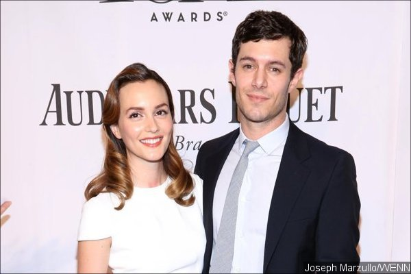 Leighton Meester Expecting First Child With Adam Brody