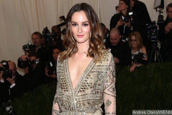 Leighton Meester Has 'Never Really Been Dumped' by a Guy