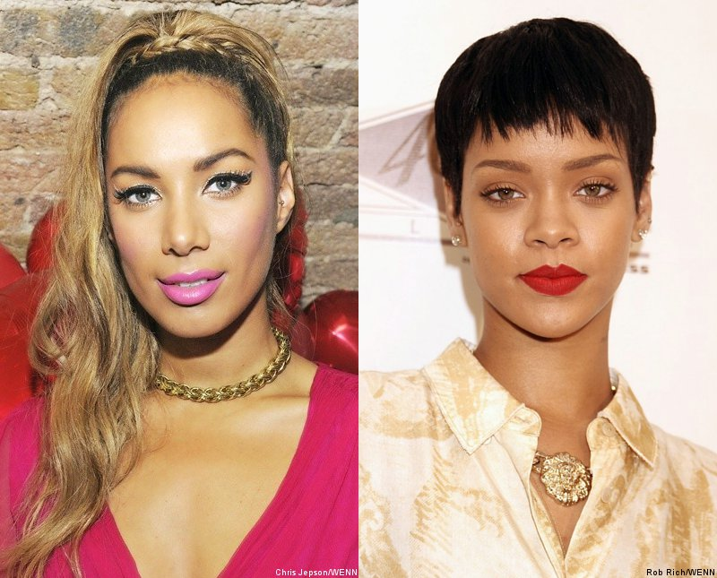 Leona Lewis Replaced by Rihanna in 'We Found Love' Song