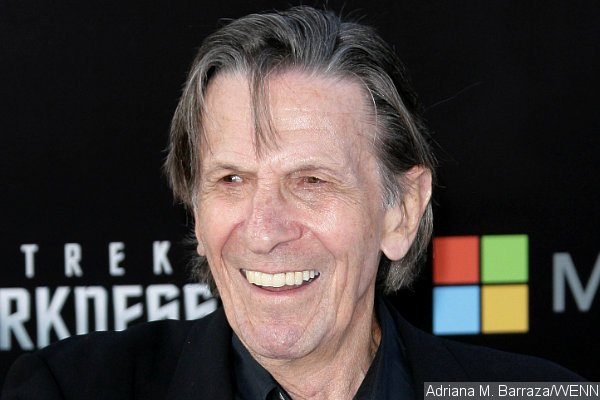 Leonard Nimoy Reportedly Hospitalized for Severe Chest Pains