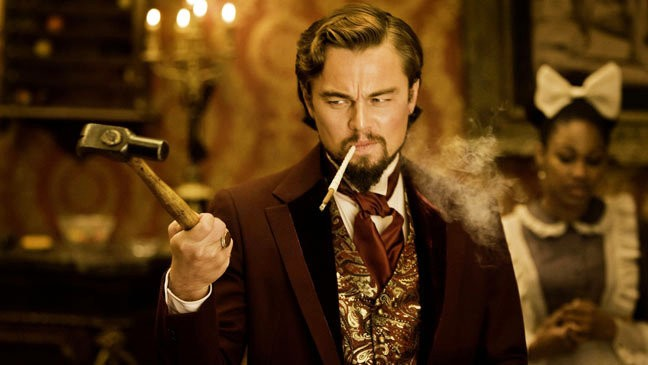 First Look at Leonardo DiCaprio as Evil Calvin Candie in 'Django Unchained'