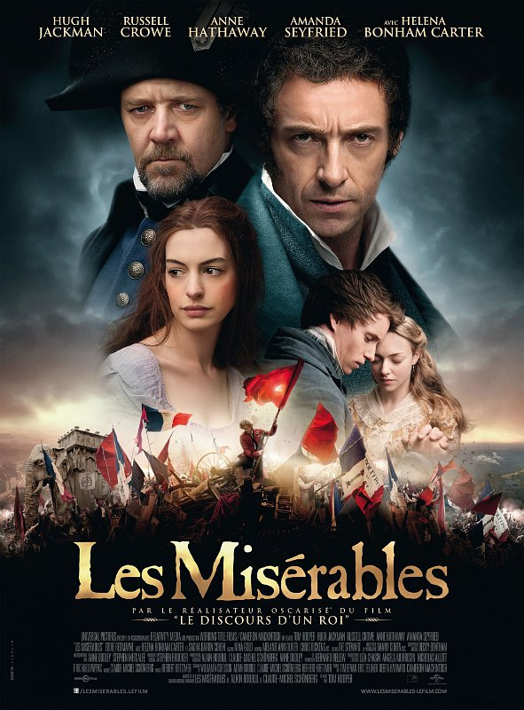 Report: 'Les Miserables' Cast to Deliver Musical Performance at Oscars