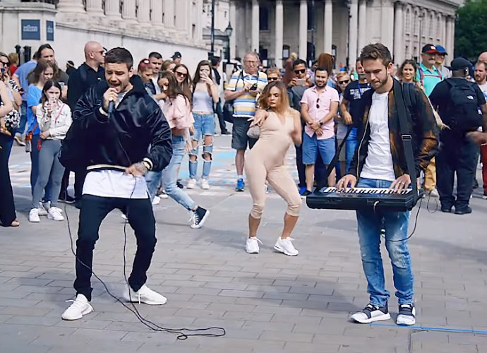 Liam Payne and Zedd Mingle With Londoners in 'Get Low' Music Video