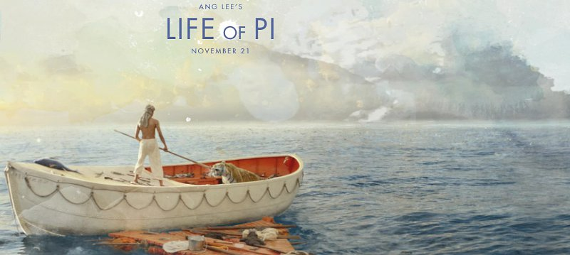 First 'Life of Pi' Footage Teases Tiger Vs. Human Fight