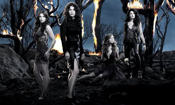 Lifetime Renews 'Witches of East End' for Second Season