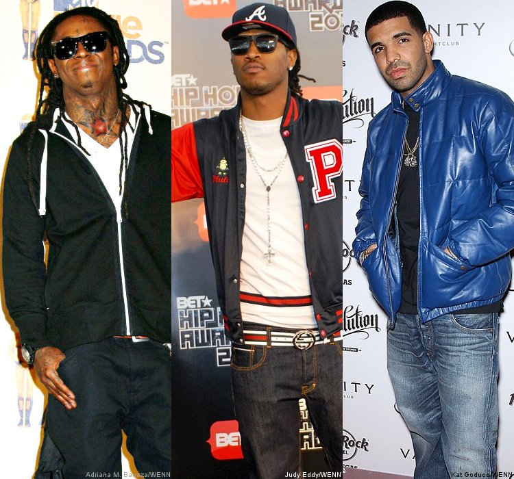 Lil Wayne's New Song 'B*tches Love Me' Ft. Future and Drake