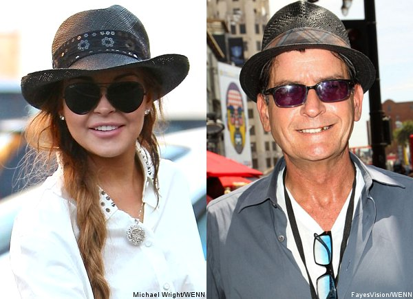 Lindsay Lohan and Charlie Sheen's Roles in 'Scary Movie 5'  Revealed