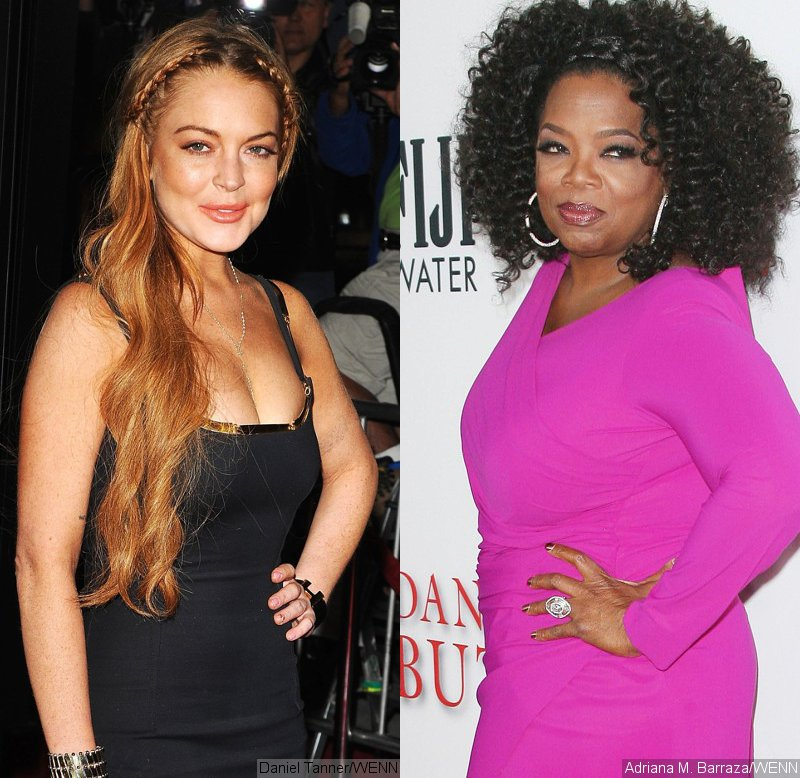 Lindsay Lohan's Docu-Series Gets Premiere Date, Oprah Winfrey Admits LiLo Is Difficult to Work With