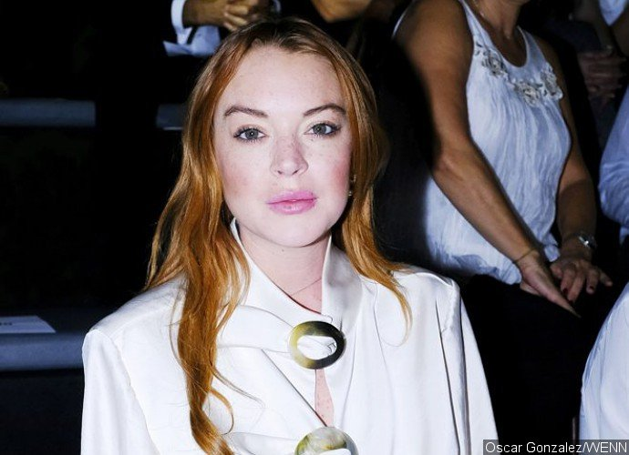 Lindsay Lohan Is Designing Her Very Own 'Lohan Island' in Dubai Because of Course She Is