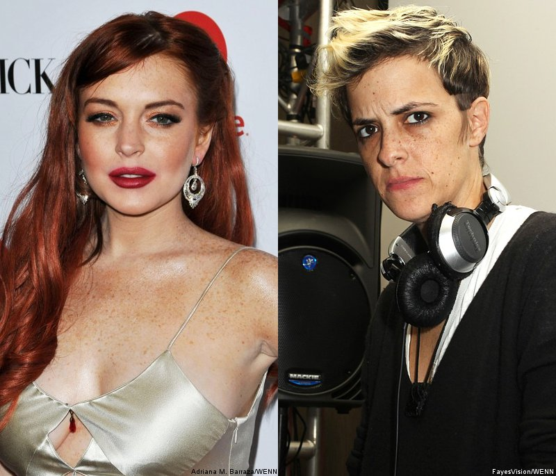 Lindsay Lohan: My Relationship With Samantha Ronson Is Toxic