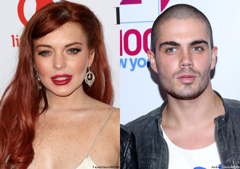 Lindsay Lohan Unfollows The Wanted's Max George After He Called Her a Groupie