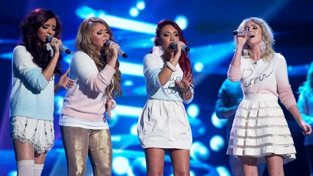 Little Mix Is First Group to Win U.K.'s 'The X Factor'